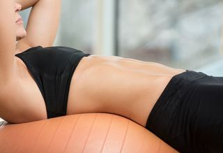 Fitness Friday: Using a Swiss ball to get fit