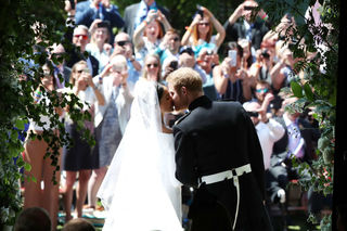 Prince Harry Weds Meghan Markle [GALLERY]
