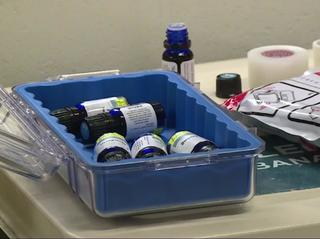 WI company pushes essential oils over opioids