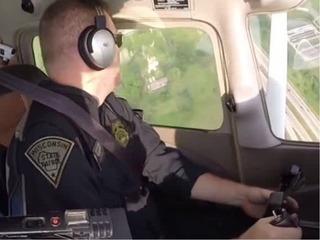 State Patrol takes patrol to sky in Kenosha Co.