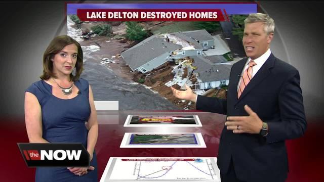 Geeking Out- Remembering Lake Delton flood