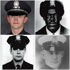 PHOTOS: MPD officers fallen in the line of duty