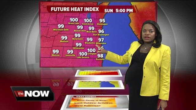Geeking Out- The heat is on-
