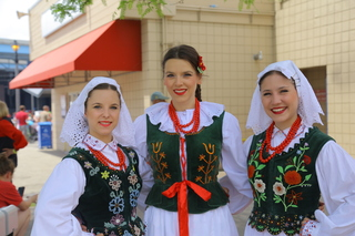 Poland comes to Milwaukee for Polish Fest 2018