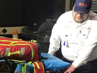 Extreme heat keeps first responders busy