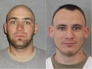 Two escaped inmates captured in Dane County