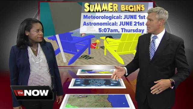 Geeking Out- First day of summer