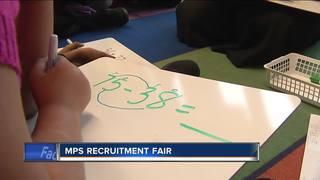MPS hosting recruitment fair for teachers