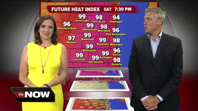 Geeking Out- Heat alerts