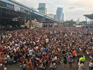 Kesha craze takes over Summerfest