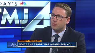 Money Monday: What the trade war means to you