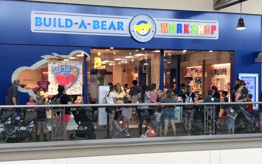 Build A Bear Hourly Pay