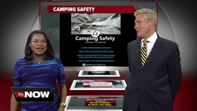 Geeking Out- Camping safety