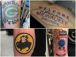 TODAY'S TMJ4 viewers show off their ink [PHOTOS]