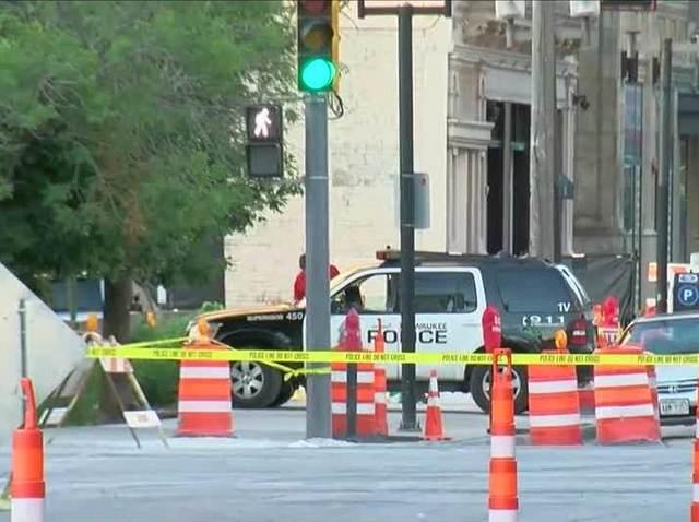 Death investigation underway in downtown MKE