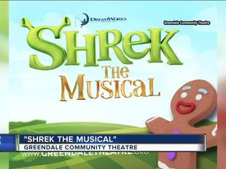 'Shrek the Musical' comes to Greendale