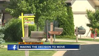 Ask the Expert: Making the decision to move