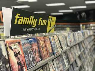 How Family Video stays in business