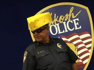 Oshkosh police go viral with #lipsyncchallenge