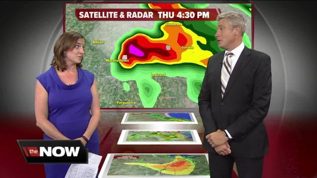 Geeking Out- Iowa tornadoes
