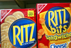 Ritz products recalled due to Salmonella risk