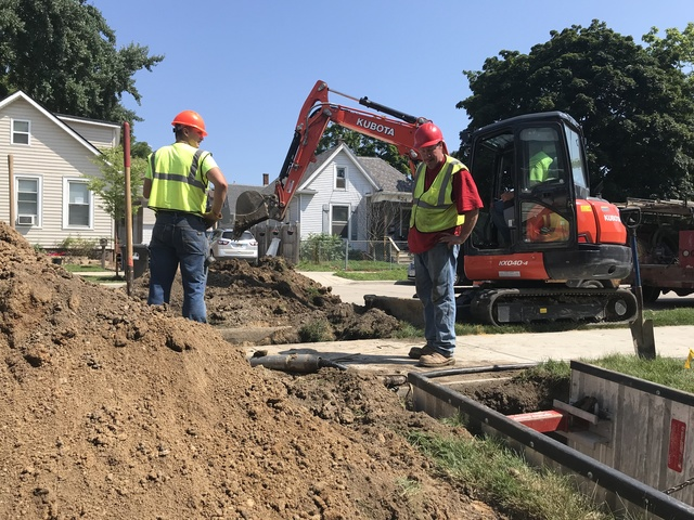 Hundreds of Racine residents to have lead pipes removed for free