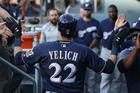 Brewers Players' Weekend nicknames released