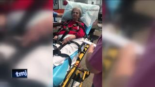 Bell Ambulance helps get woman to WI State Fair