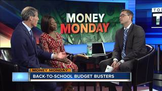 Ask the Expert: Back-to-school budget busters