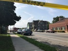 Two shot and killed in north side shooting