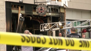 Downtown Waukesha fire damages 3 businesses