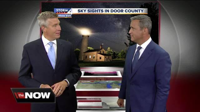 Geeking out- Sky sights in Door County
