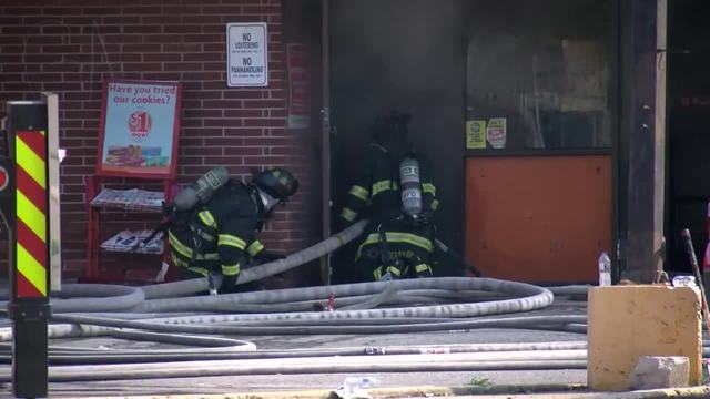 Milwaukee Fire Department battles 2 alarm fire at Family
