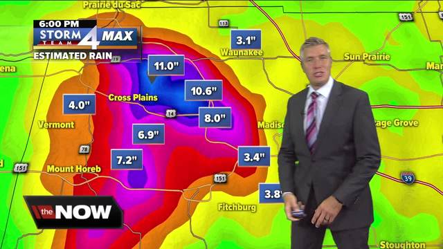 Geeking Out- Record 24 hour rainfall