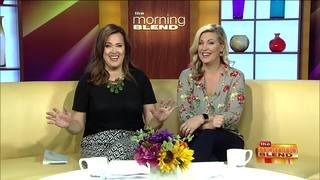 Molly and Tiffany with the Buzz for August 21!