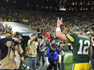 Packers comeback to beat Bears [PHOTOS]