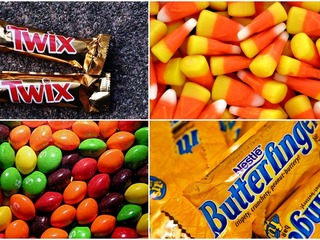 Every state's favorite Halloween candy [PHOTOS]