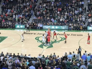 Basketball tips-off at Fiserv Forum [PHOTOS]
