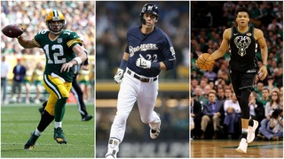 Brewers, Bucks, Packers all play on Sunday