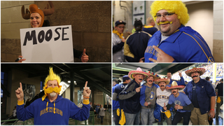 Best-dressed for the NLCS [PHOTOS]