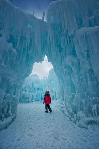 'Ice Castles' coming to Lake Geneva this winter [PHOTOS ...