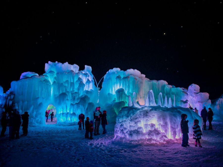 Ice Castles Coming To Lake Geneva This Winter Photos