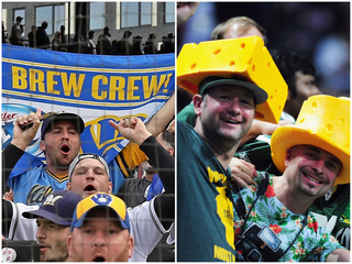 Area bars host Brewers, Packers watch parties