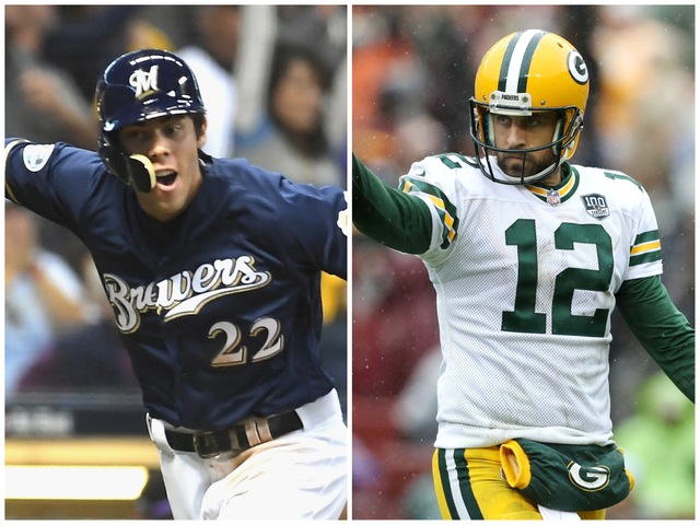 How to watch the Brewers, Packers Monday night