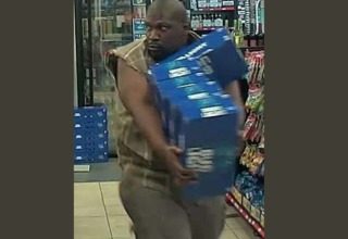Texas thief makes off with 5 cases of Bud Light