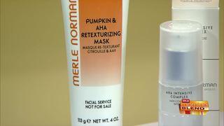 'Tis the Season for Pumpkin... Facials!