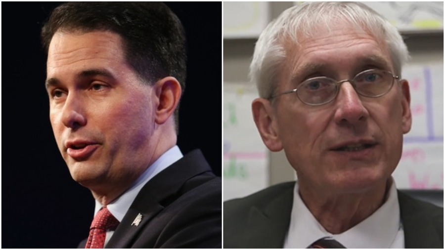 Scott Walker open to limiting incoming Governor-elect Tony Evers' power