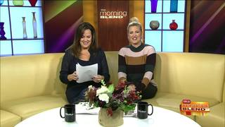 Molly and Tiffany with the Buzz for October 23!