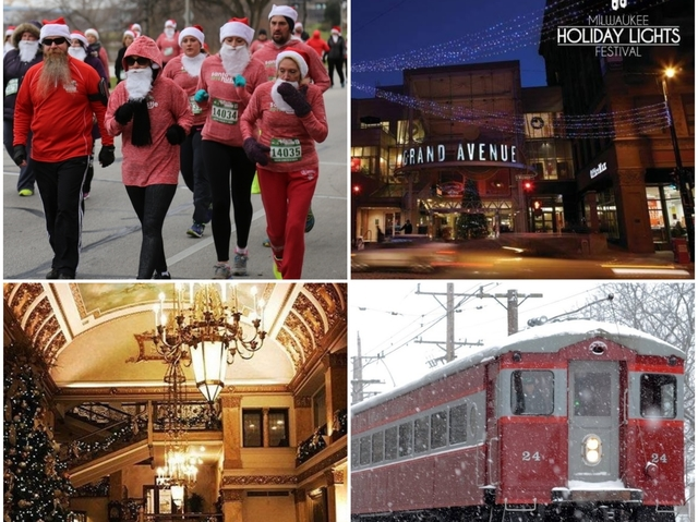 18 family friendly holiday events in the milwaukee area photos - Bay Area Christmas Events