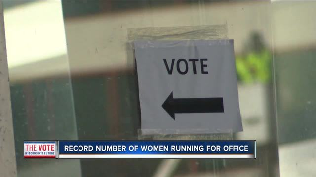 Merveilleux Large Uptick Of Women Running For Office In Wisconsin   TMJ4 Milwaukee, WI